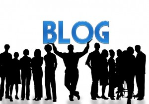 Blogging builds community